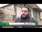 صوت الإمارات - بالفيديو رصد أبرز الأوضاع في بلدة سرغايا في ريفِ دمشق الشمالي الغربي