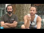 ممثلان سوريان يشاركان في مسلسل فرنسي يروي قصصًا عن اللاجئين