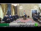 شاهد مبعوث بوتين إلى سورية يلتقي الرئيس اللبناني ميشال عون