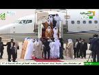 صوت الإمارات - شاهد وصول حاكم الفجيرة الشيخ حمد بن محمد الشرقي ممثل دولة الإمارات