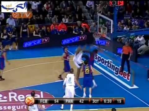ريغال\باناسينايكوس، الدوري الأوروبي لكرة السلة، توب 16