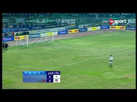 صوت الإمارات - شاهد شجار عنيف بين أحد لاعبي فريق المصري وحارس مرمى إيفياني النيجيري