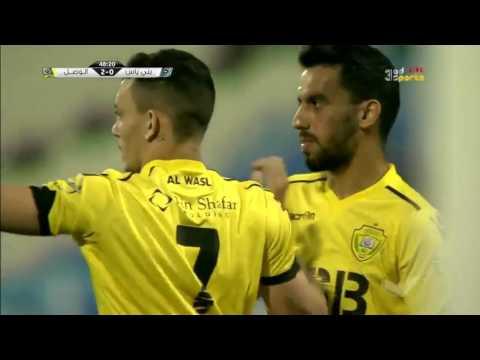 شاهد أهداف مبارة فريقي الوصل وبني ياس
