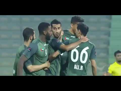 شاهد أهداف مباراة الوصل أمام فريق الإمارات