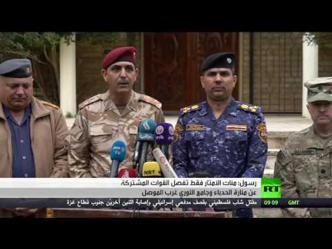 صوت الإمارات - شاهد مئات الأمتار فقط تفصل القوات المشتركة عن منارة الحدباء