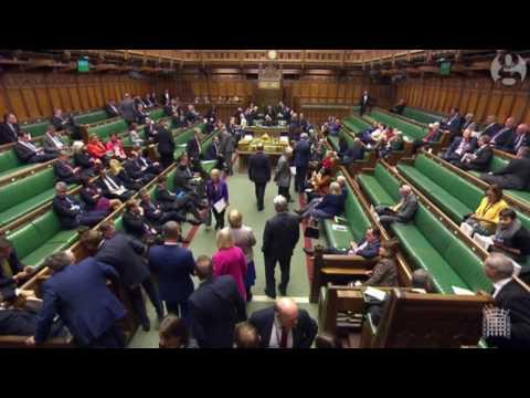 صوت الإمارات - شاهد لحظة إغلاق البرلمان البريطاني عند وقوع الهجوم المتطرّف الأخير