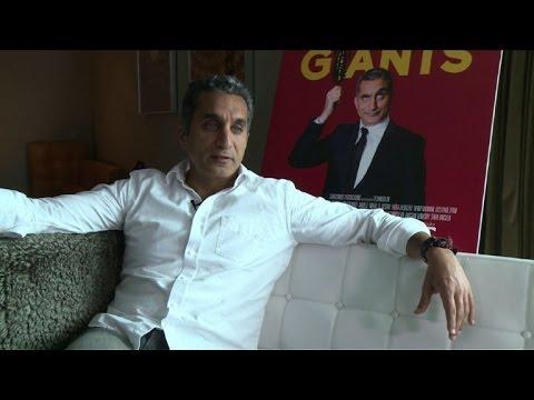 صوت الإمارات - بالفيديو  وثائقي أميركي يتتبع باسم يوسف أثناء الثورة المصرية وما تلاها