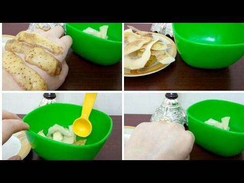 صوت الإمارات - بالفيديو فوائد قشر البطاطس للبشرة في وصفة غير مكلفة