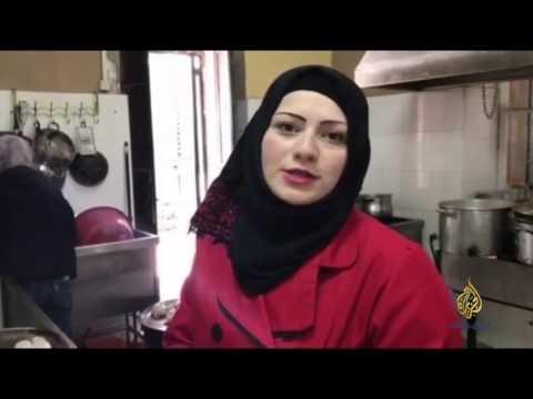 صوت الإمارات - بالفيديو نكهة القدس نساء ينعشن المدينة بالأطباق الفلسطينية