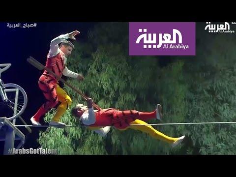 صوت الإمارات - شاهد المغاربة الأكثر إبهارًا عربيًا في العروض الاستعراضية