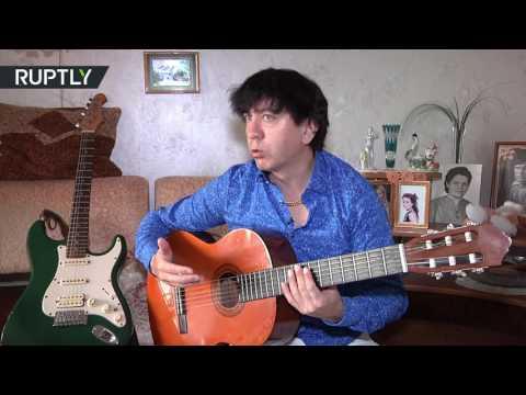 صوت الإمارات - شاهد أسرع عازف جيتار في العالم