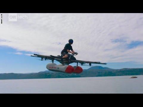 صوت الإمارات - بالفيديو السيارة الطائرة لم تعد حلمًا