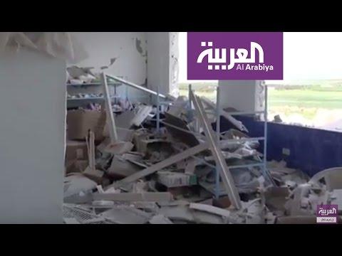 صوت الإمارات - شاهد غارات جوية تواصل إخراج المستشفيات الميدانية عن الخدمة في إدلب