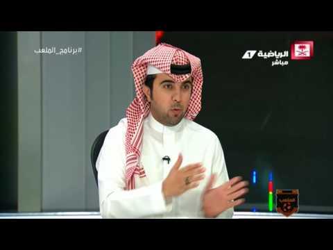 بالفيديو  نايف العنزي يؤكد أن النصر يعاني من مشاكل كثيرة