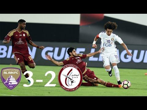 شاهد أهداف مباراة العين 32 الوحدة