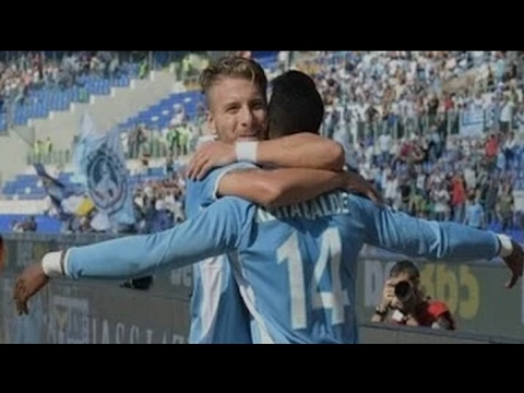 شاهد أهداف مباراة روما ولاتسيو