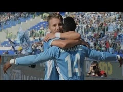 صوت الإمارات - شاهد أهداف مباراة روما ولاتسيو