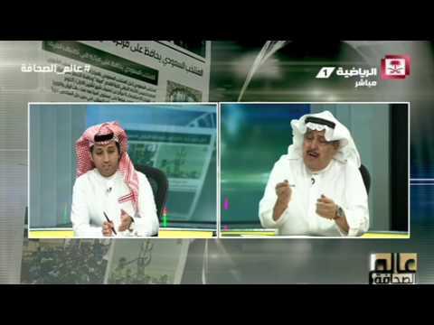 شاهد خالد المصيبيح يؤكد أنه مع استمرار فيصل بن تركي في رئاسة النصر