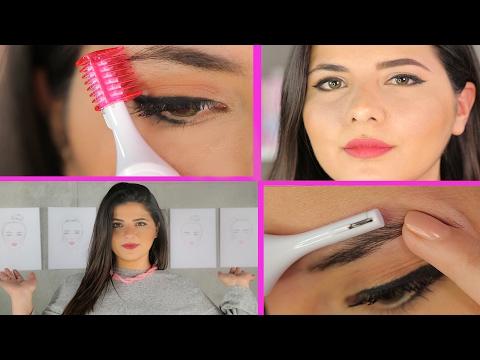 صوت الإمارات - بالفيديو تعرفي على رسمة الحواجب بحسب شكل وجهك