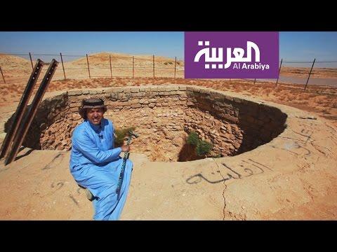 صوت الإمارات - شاهد كيفية حفر بئر بعمق ربع كلم