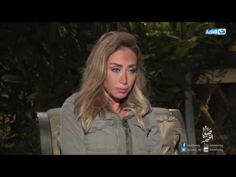 صوت الإمارات - بالفيديو  ريم البارودي تكشف عن مفاجأة في علاقة سمية الخشاب بأحمد سعد