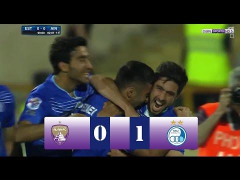 شاهد  ملخص مباراة العين الإماراتي واستقلال طهران 01