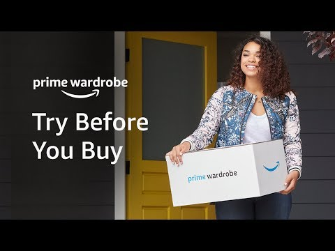 صوت الإمارات - شاهد أمازون تطلق ميزة جديدة لتجربة الملابس قبل دفع ثمنها