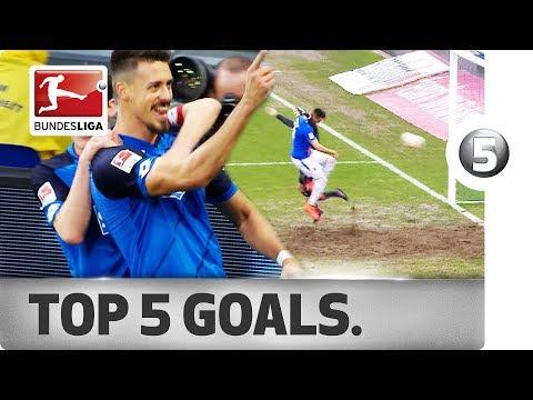صوت الإمارات - بوندزليغا تنشر أفضل 5 أهداف لـ ساندرو فاجنر