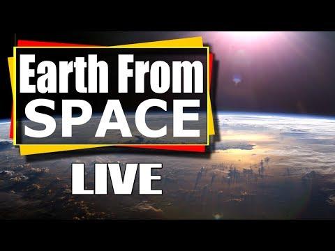 صوت الإمارات - شاهد بث مباشر لكوكب الأرض من الفضاء