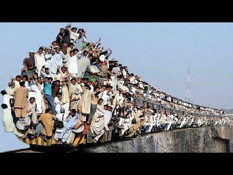صوت الإمارات - السكك الحديدية الأكثر خطورة في العالم