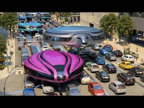 صوت الإمارات - مصمم يتخيل شكل وسائل النقل في المستقبل
