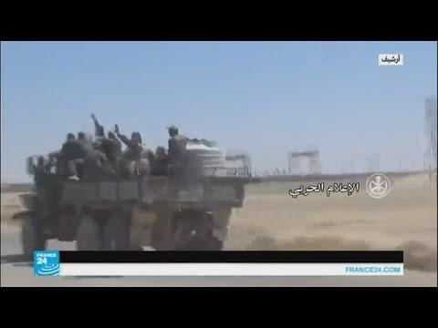 صوت الإمارات - شاهد آخر التطورات الميدانية في الحرب على تنظيم داعش في سورية
