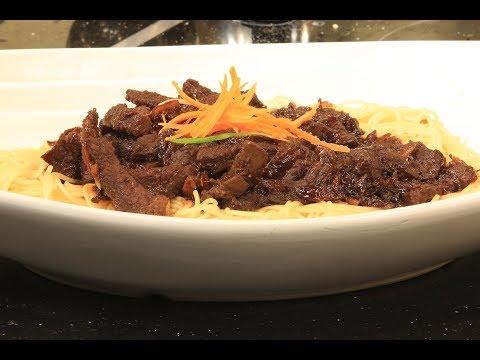 صوت الإمارات - شاهد طريقة إعداد لحم الترياكي