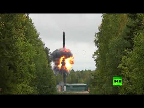 صوت الإمارات - روسيا تطلق صاروخًا باليستيًا برأس متشظ عبر كامل أراضيها