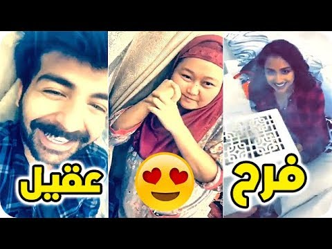 صوت الإمارات - شاهد عقيل الرئيسي يسأل الخادمة عن رأيها بالنجمة فرح الهادي