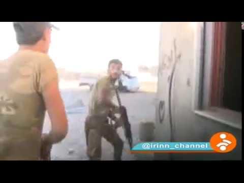 صوت الإمارات - شاهد فريق التلفزيون الإيراني يتعرّض إلى هجوم من قبل داعش