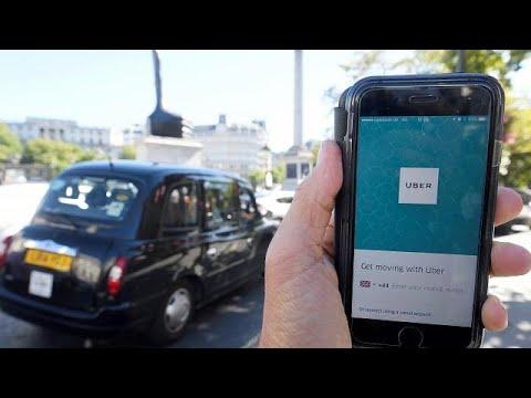صوت الإمارات - شاهد شركة أوبر تستأنف بعد حظرها في لندن