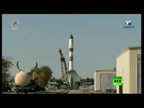 صوت الإمارات - شاهد لحظة إطلاق شاحنة روسية إلى المحطة الفضائية الدولية