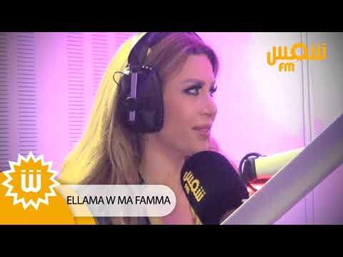 صوت الإمارات - شاهد لحظة طرد فنانة لبنانية من الأستوديو على الهواء مباشرة
