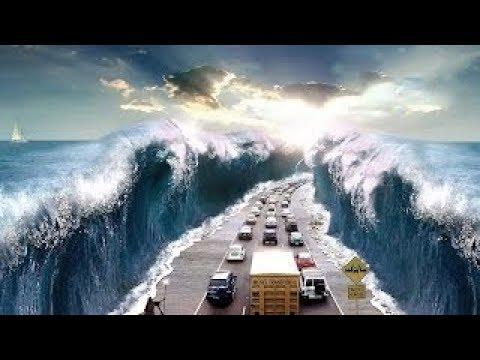 صوت الإمارات - شاهد أكبر 5 أمواج تسونامي ضربت البشرية في التاريخ