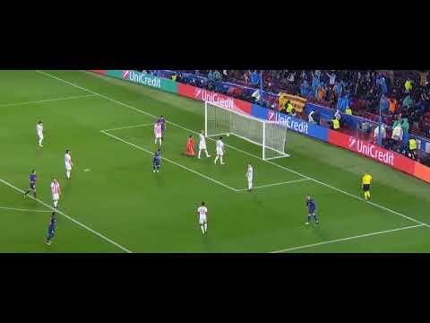 صوت الإمارات - شاهد برشلونة يحرز الهدف الأول في أولمبياكوس