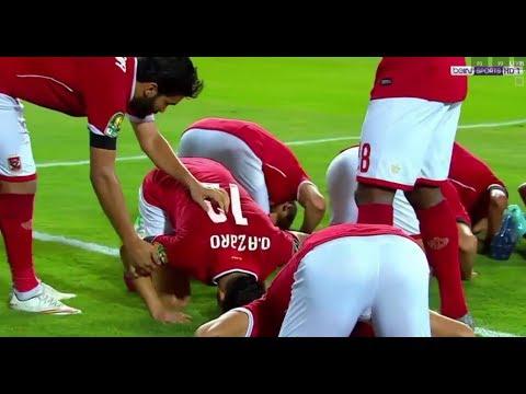 صوت الإمارات - شاهد  الهدف الثاني للأهلي في مرمي النجم الساحلي