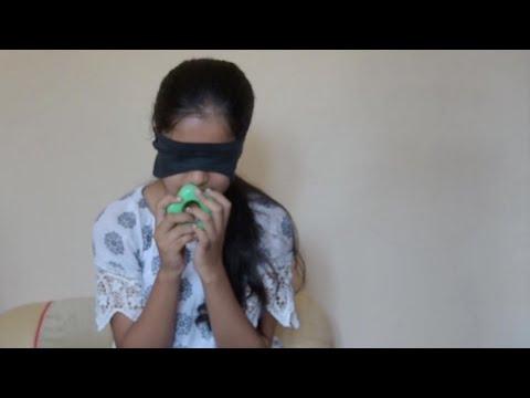 صوت الإمارات - شاهد مهارة مذهلة لفتاة يمكنها شمّ رائحة الألوان