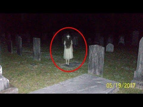 شاهد لقطات مرعبة لأشباح حقيقيين