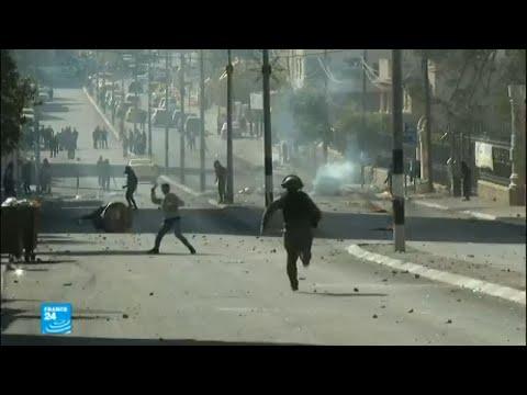 شاهد  غضب واحتجاجات متواصلة في الأراضي الفلسطينية