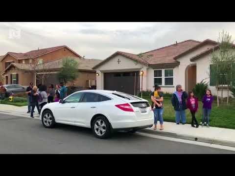 شاهد رجل وامرأة يعذبان ويجوعان 13 طفلا