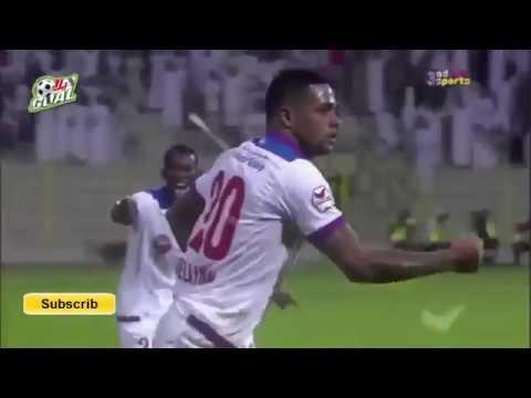 شاهد أهداف مباراة نادي الوصل مع نظيره الشارقة