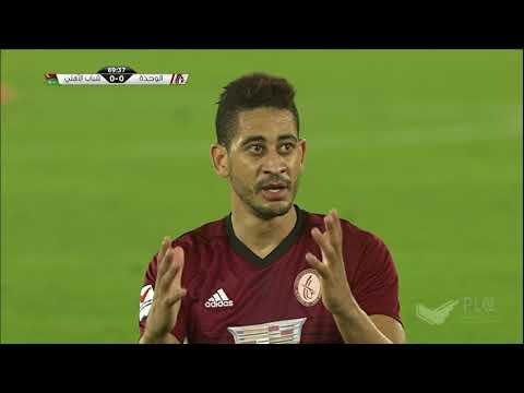 شاهد ملخص مباراة الوحدة وشباب أهلى دبي