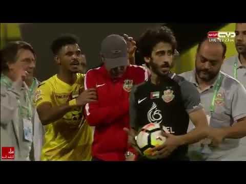 شاهد  أهداف مباراة الوصل وشباب أهلي دبي 32
