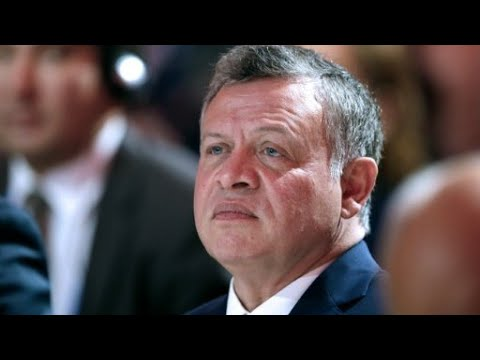 شاهدملك الأردن يدعو إلى حوار وطني شامل بشأن ارتفاع الأسعار